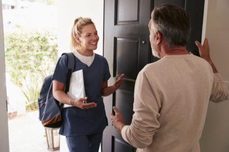 Visite à domicile infirmière Medicalib