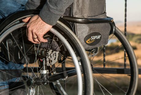 Louer un fauteuil roulant