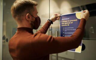 Mesures anti-covid en entreprise : les tests de dépistage
