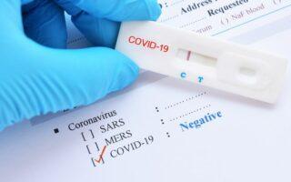 Tests antigéniques et tests PCR