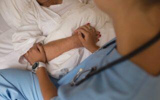 Visite domiciliaire sanitaire d'infirmier